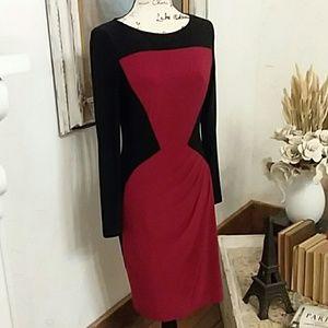 Ralph Lauren Stretch Bodycon Dress Size 2